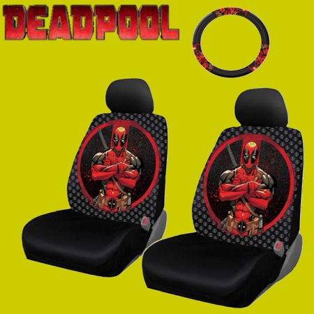 Deadpool Baby Car Seat