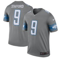 Nike Men's Color Rush Legend Jersey Detroit Lions Matthew Stafford #9