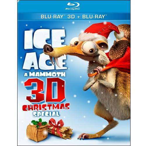 Ice Age: A Mammoth Christmas Special (3D Blu-ray) (Widescreen)