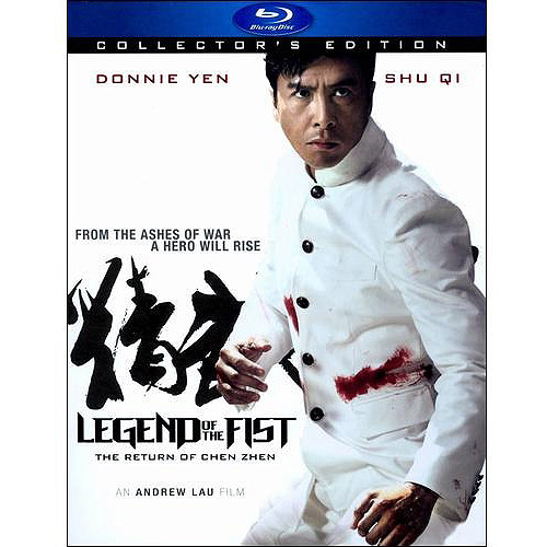 Legend Of The Fist: The Return Of Chen Zhen (Blu-ray + DVD) (Widescreen)