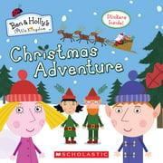 Ben & Holly's Little Kingdom: Christmas Adventure (Ben & Holly's Little Kingdom) (Paperback)