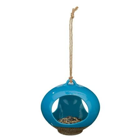 Ceramic Bird Feeder (Regal Art  and  Gift 11852 - 6.5
