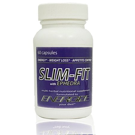 Slim Fit Natural Weight Loss From Diet Safe Plan Appetite Suppression - Carb & Fat Burning Diet Pills -