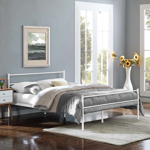 Turn on the Brights Wray Full Platform Bed Frame