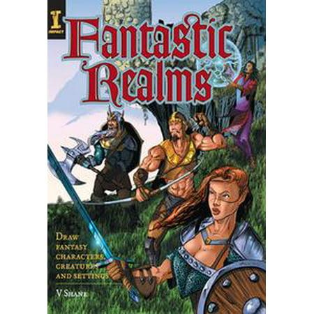 Fantastic Realms! - eBook - Gargoyle Feet