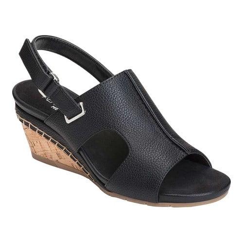 Women's Aerosoles Shortcake Slingback Wedge Sandal by Aerosoles