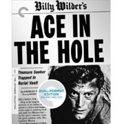 Criterion Collection: Ace In The Hole (Blu-ray + DVD) by Image Entertainment