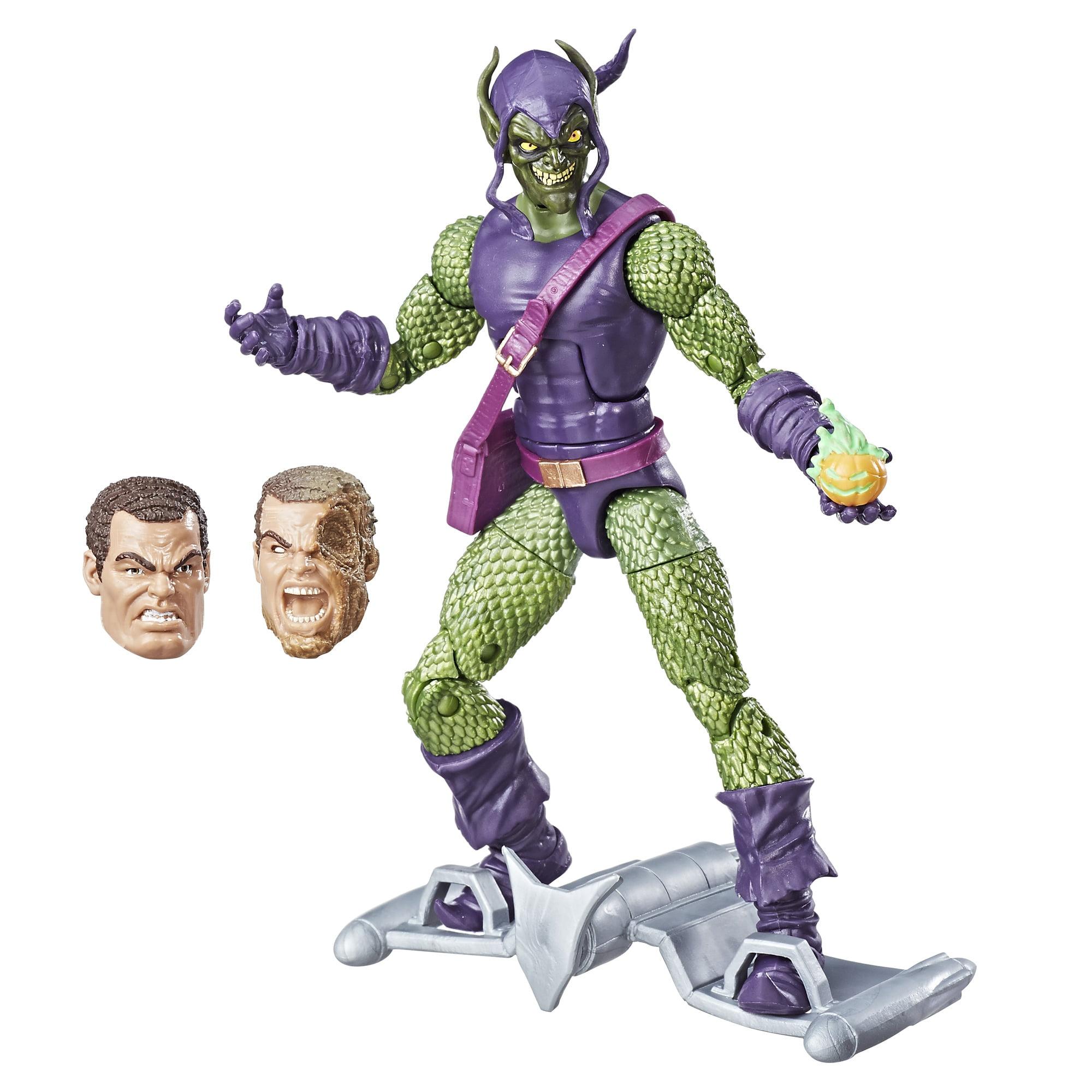 Marvel Spider-Man 6-inch Legends Series Green Goblin by Hasbro