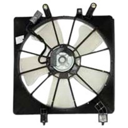 (TYC 600380 Honda Civic Replacement Radiator Cooling Fan Assembly)