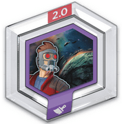 Disney INFINITY: Marvel Super Heroes (2.0 Edition) Power Disc - Star-Lord's The Rip
