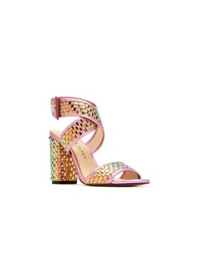 Katy Perry Womens The Shana Open Toe Casual Ankle Strap Sandals