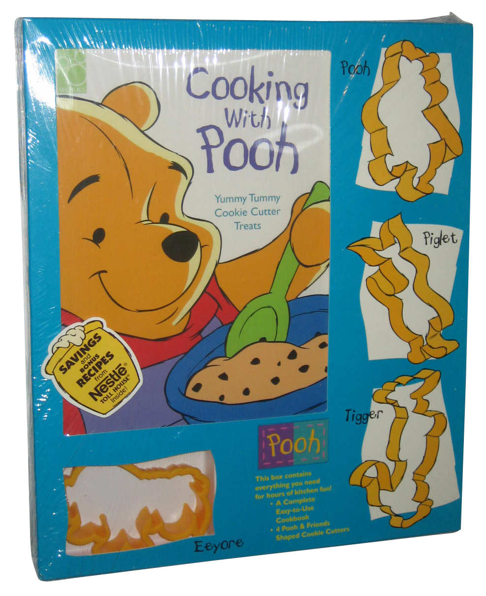 Eeyore 2 Pc Cookie Cutter Winnie The Pooh