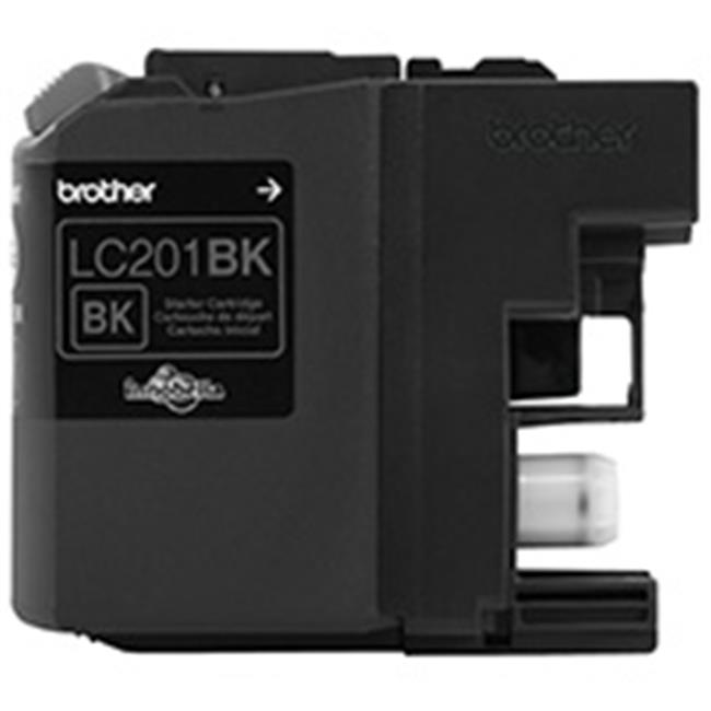 Brother International LC201BK Innobella Ink, Black