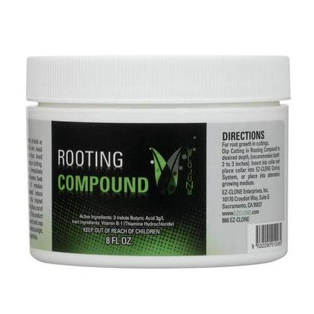 - EZ-Clone Rooting Compound Gel 8 oz