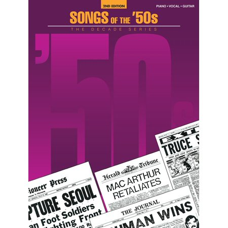 Songs of the 1950's - eBook](1950's Hair)