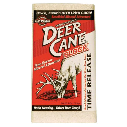 Evolved Habitats Deer Cane Block Mineral Attractant