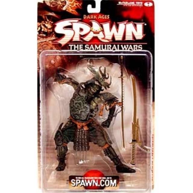 Spawn Dark Ages Samurai Wars Jackal Assassin Action Figure by