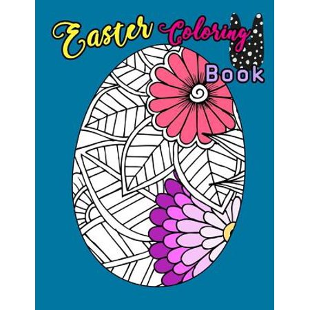 Fun Halloween Crafts For Tweens (Easter Coloring Book: Egg Easter Coloring Book Pages Large Print for Kids Stress Relieving, Relaxing Coloring Book for Grownups, Women, Girls & Youths. Fun Color Adults, Teenagers, Tweens for Color)