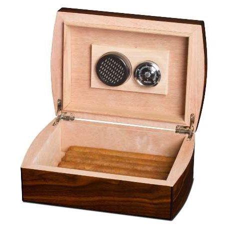 Visol Products VHUD89 'Exec' Cigar Gift Set, Including Ashtray and Cutter, Polished Walnut - Walmart.com