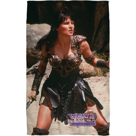 Xena: Warrior Princess Towel