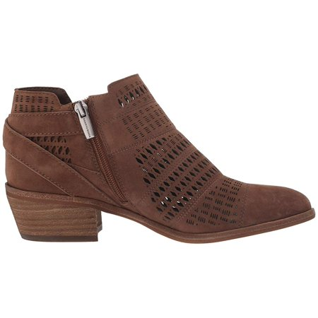 Vince Camuto Womens Paavani Suede Ankle Booties