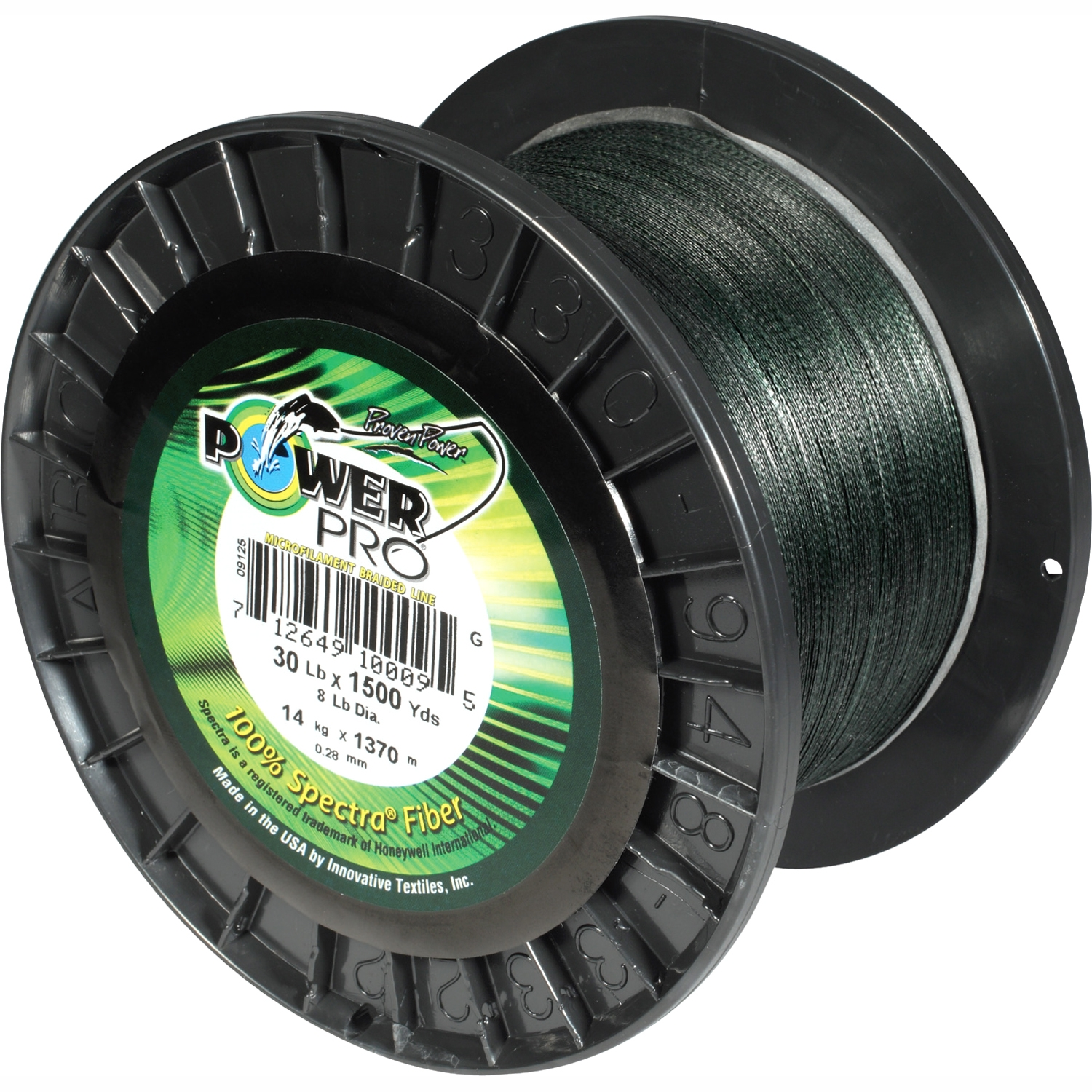 21100200500E Braided Fishing Line