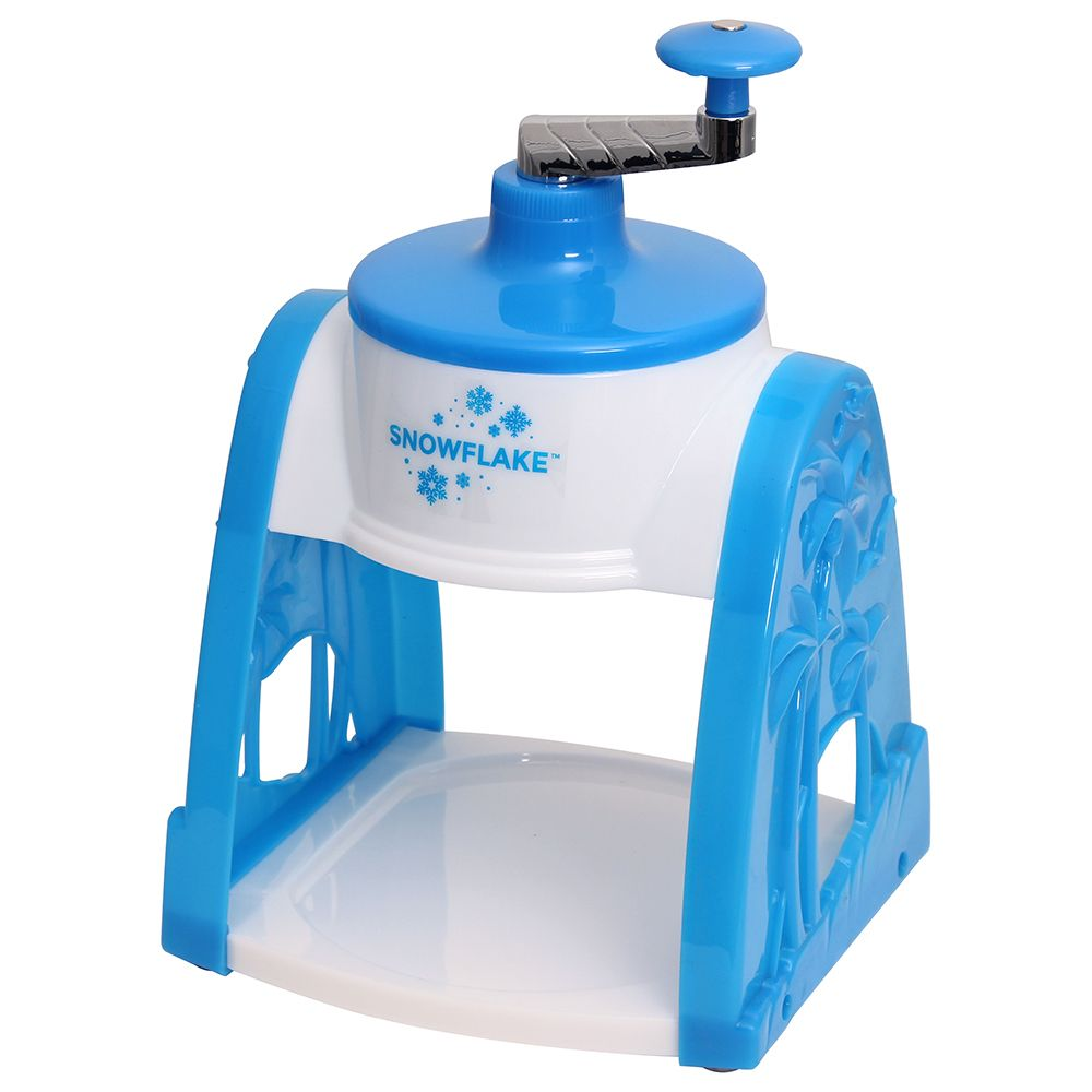 Time for Treats Snowflake Manual Snow Cone Maker by VICTORIO VKP1101