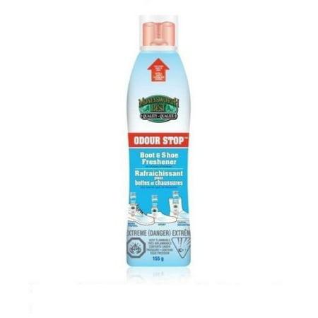Moneysworth & Best Odor Stop Cool Feet Boot & Shoe Freshener/Deodorizer