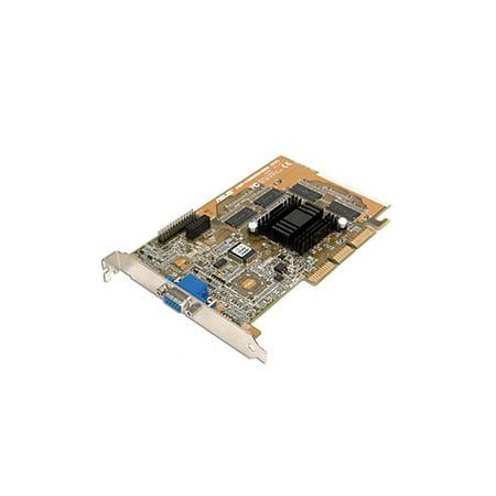 Refurbished-AsusAGP-V3800M/32M32MB AGP video card. TNT2 M64 (Best Agp Card Ever)