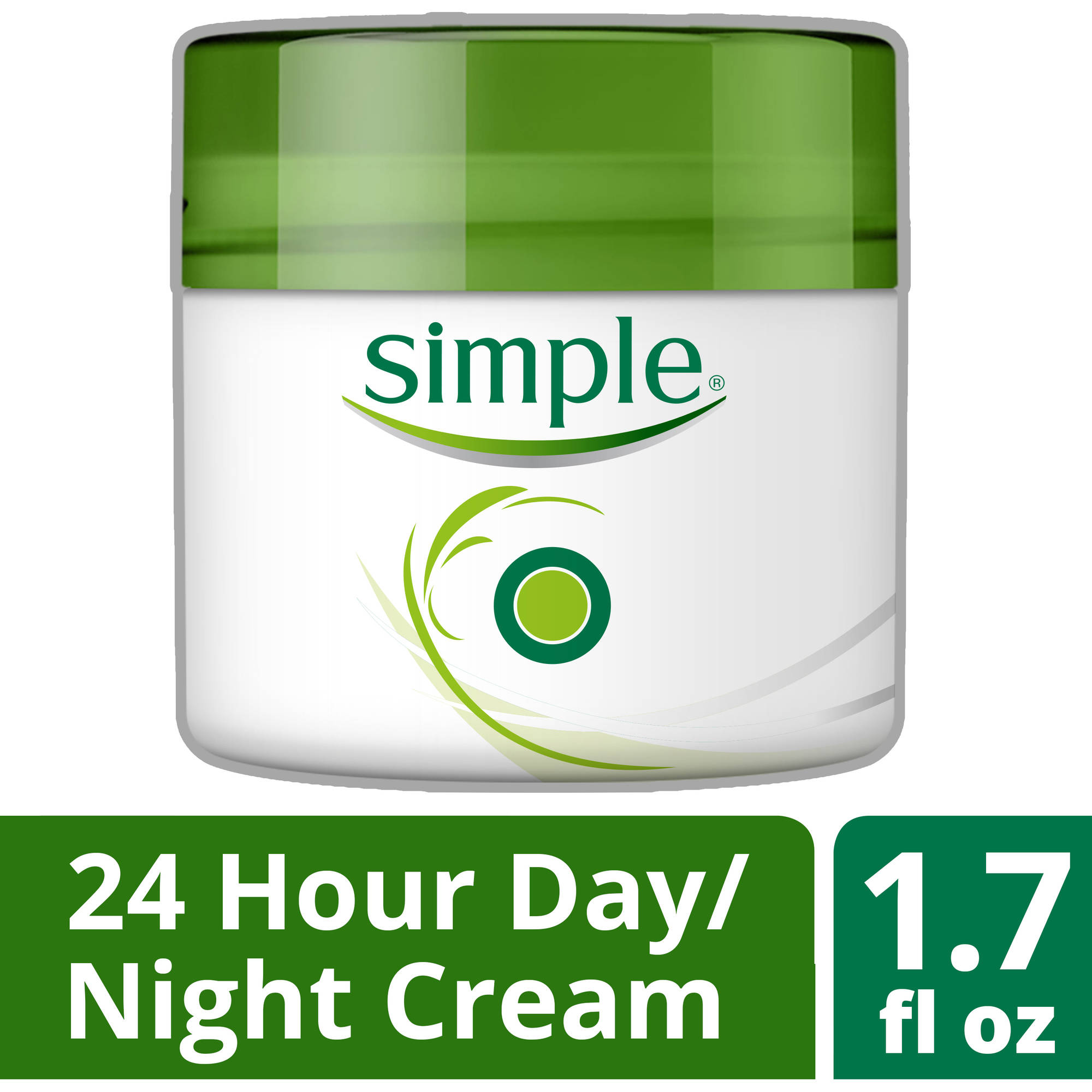 Simple Kind to Skin Cream, Nourishing 24 Hour Day/Night 1.7 oz