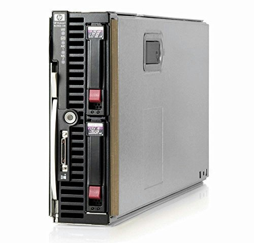 HP ProLiant BL460c G6 64-bit Blade Server with 2xQuad-Core X5550 2.66GHz + 32GB RAM + 2x146GB 15K SAS HDD, RAID, NO OS