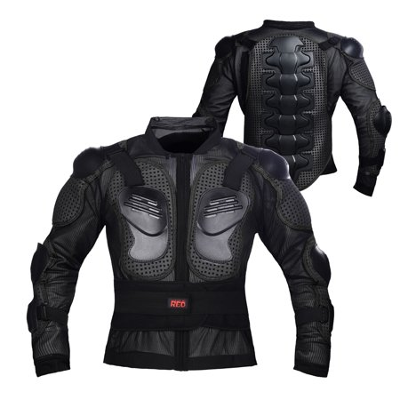 New Knight Equipment Anti-shock Clothing Motorcycle Racing Gear Jacket Coat Armor Off-road Protection