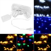 210 LED Fairy Net Light Mesh Curtain String Wedding Christmas Party D?cor