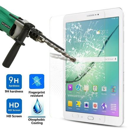 Samsung Galaxy Tab S2 9.7 Tempered Glass Screen Protector (Samsung Galaxy S2 Touch Screen)