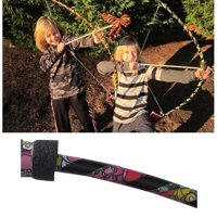 Flower Bow (Arrow Sold Separately) - Archery Toy by Two Bros Bows (007-FLO)