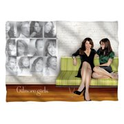 Gilmore Girls Couch Pillow Case White One Size