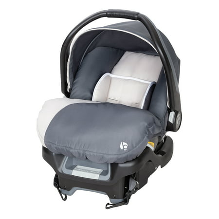 Baby Trend Ally Adjustable 35 Pound Infant Baby Car Seat and Base, Gray (Baby Trend Infant Car Seat Safety Rating)