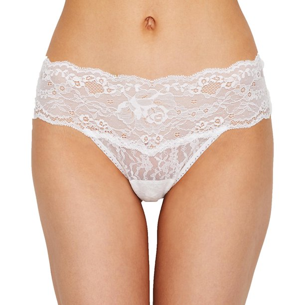 Hanky Panky Womens American Beauty Rose Thong Style-1C1511