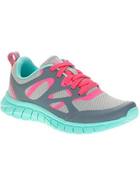 Danskin Now Girls' Athletic Overlay Shoe