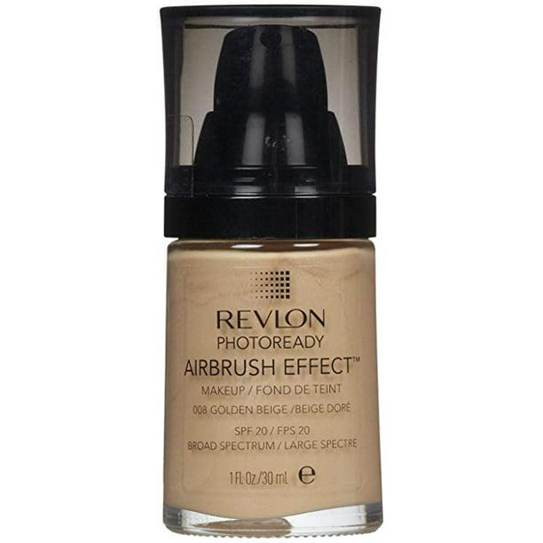Revlon Cosmetics Photoready Airbrush Effect 004 Nude
