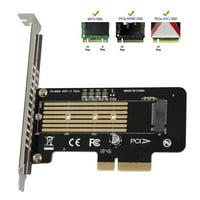 EEEkit M Key M.2 NVME NGFF SSD to PCI Express X4 Adapter Converter Card