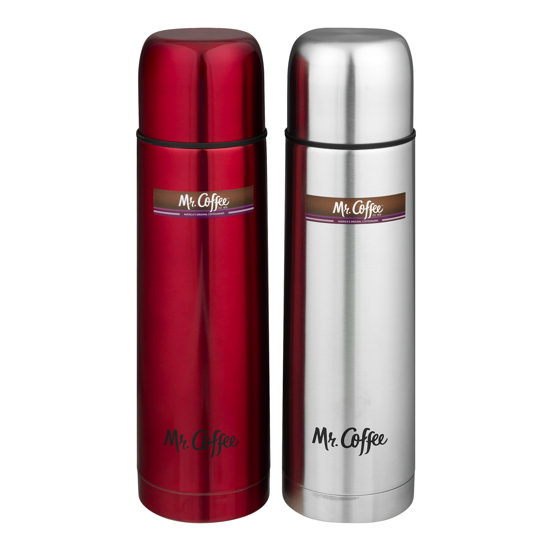 Mr. Coffee Javelin Travel Thermal Bottle - 2 PK, 2.0 PACK