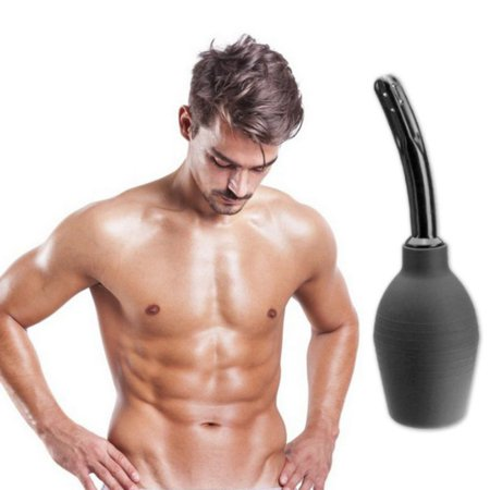 Anal Douche Enema Bulb Vaginal Douche Enema Cleaner for Women's or ...