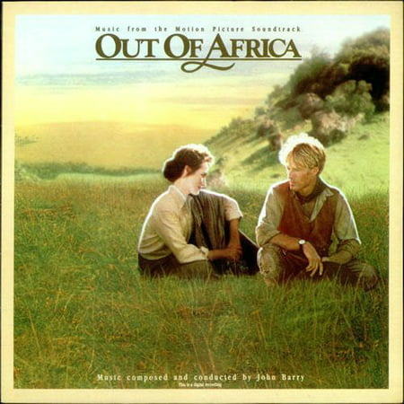 Out of Africa Soundtrack (Vinyl)