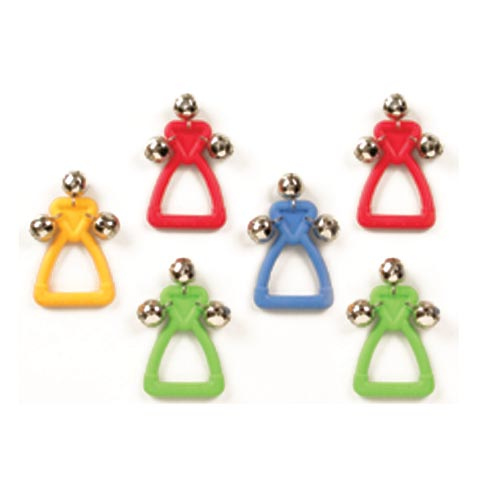 Handle Jingle Bells (Set of 6)