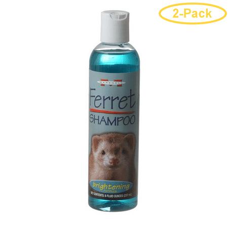 Marshall Ferret Shampoo - Brightening Formula 8 oz - Pack of 2