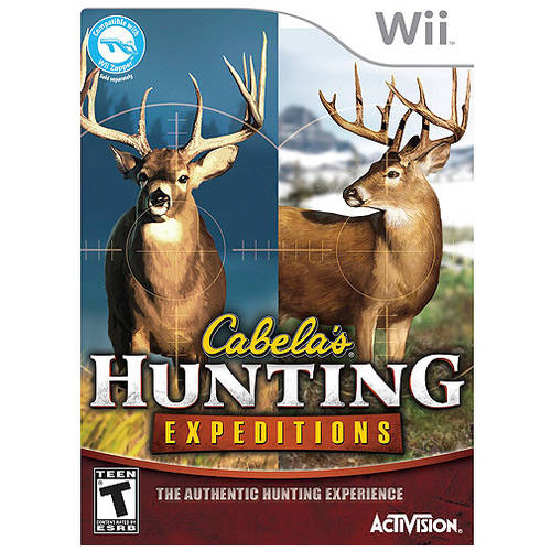 Cabelas Hunting Expeditions (Wii) - Pre-Owned
