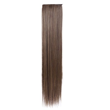 babydream1 Long Straight Hair Extension Clip Ponytail Hair for Ladies Hair Piece - image 1 de 1