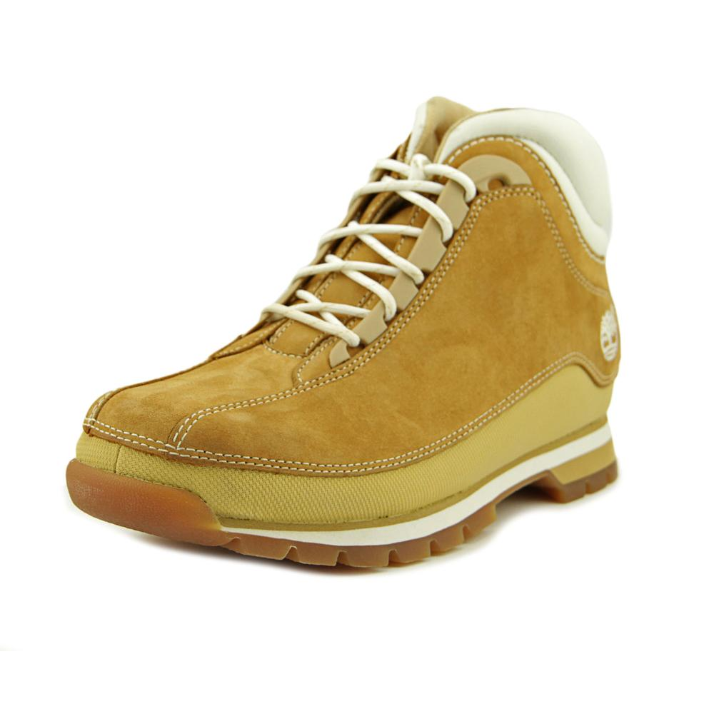 Timberland Euro Dub Round Toe Leather Boot by Timberland