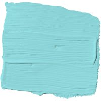 Echo Lake Aqua, Blue & Teal, Paint and Primer, Glidden High Endurance Plus Interior